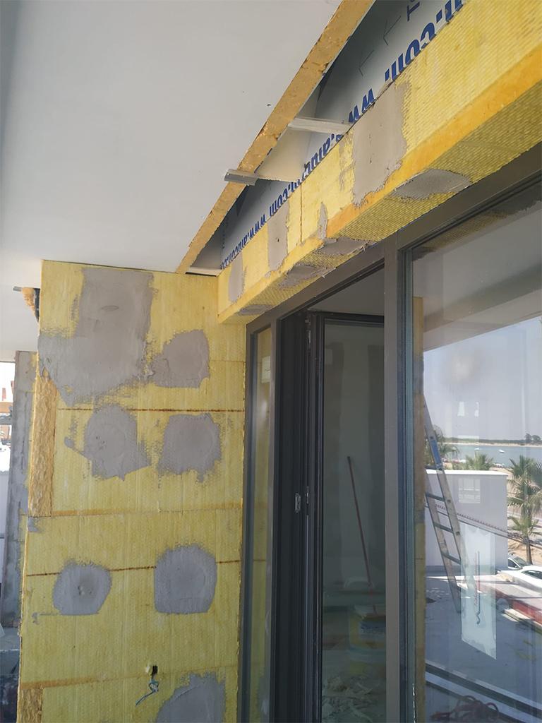 Rehabilitación y reparación de fachadas de edificios